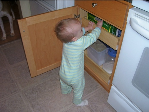 baby proofing guide