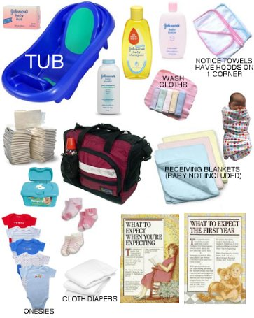 baby gift ideas  most wished for baby products  it's baby time, Baby shower