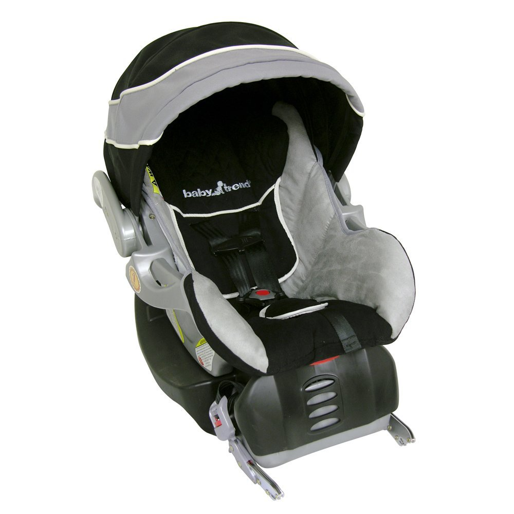 Baby Trend Flex-Loc Infant Car Seat Review - it\'s BABY time!