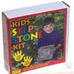 Kids stepping stone kit