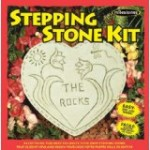 heart stepping stone