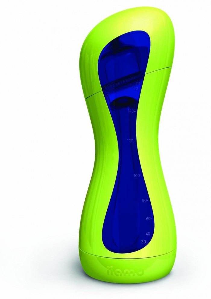 iiamo self warming bottle
