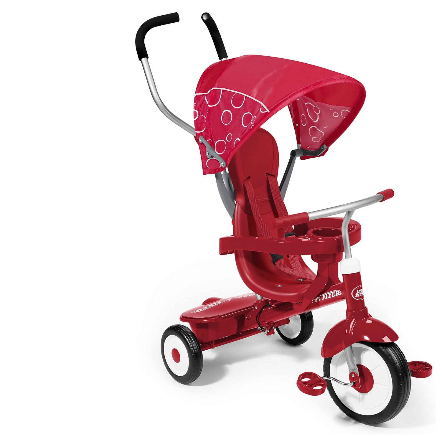 Radio Flyer 4 In 1 Trike Review It S Baby Time