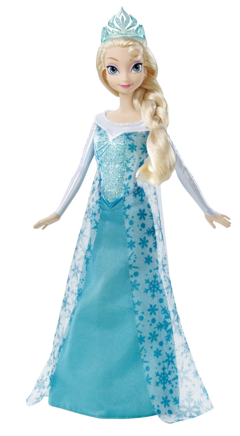 Frozen Toys for Kids - it\'s BABY time!