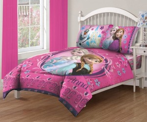 Nodic Florals bedding set