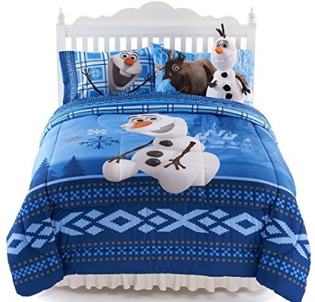 Olaf and Sven bed set