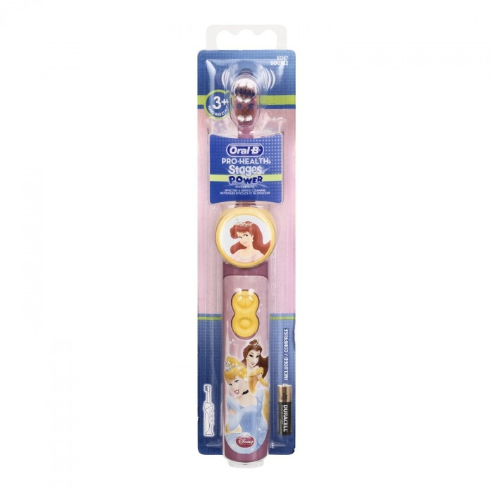 Oral-B stages toothbrush