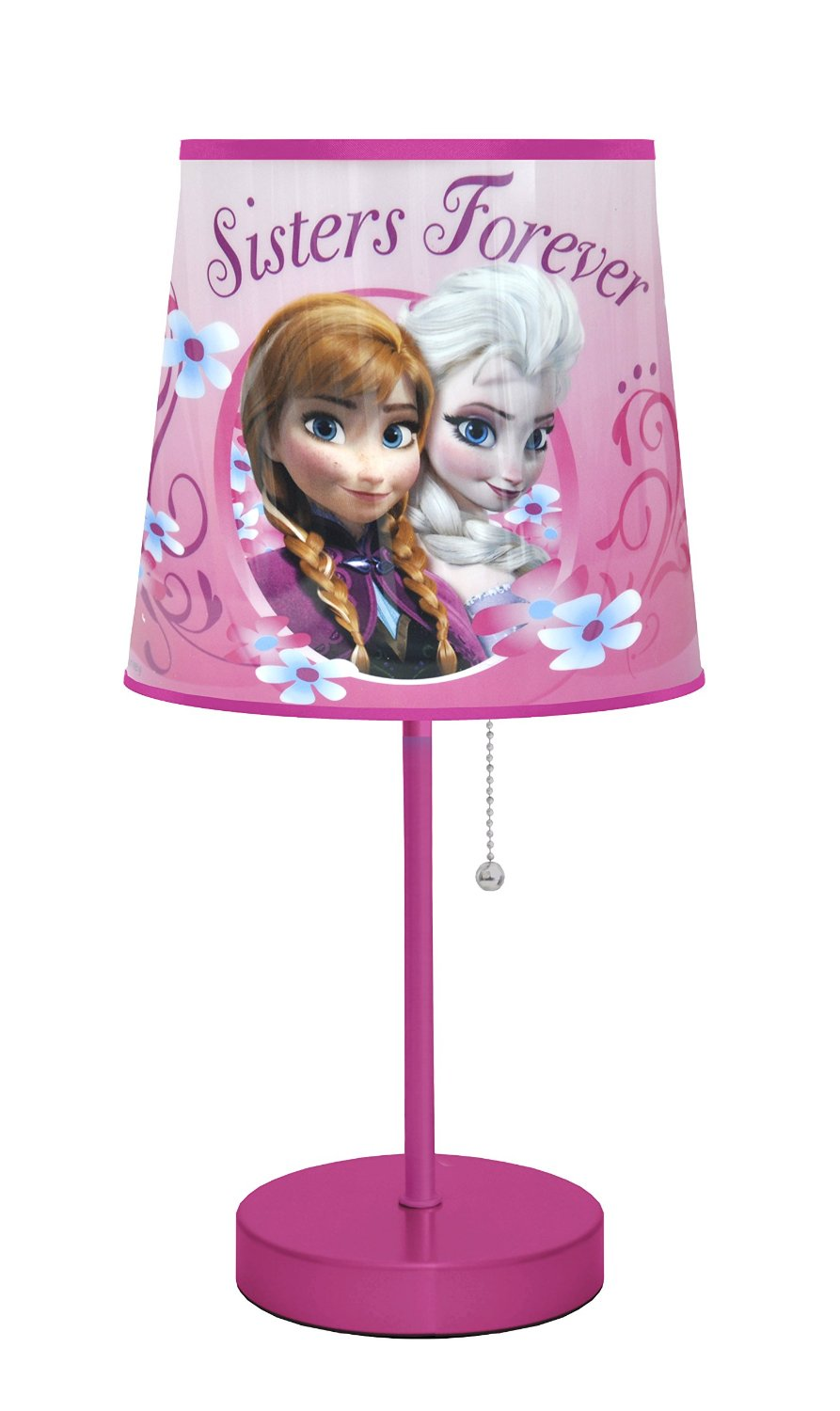 Disney Frozen Pink Table Lamp ...