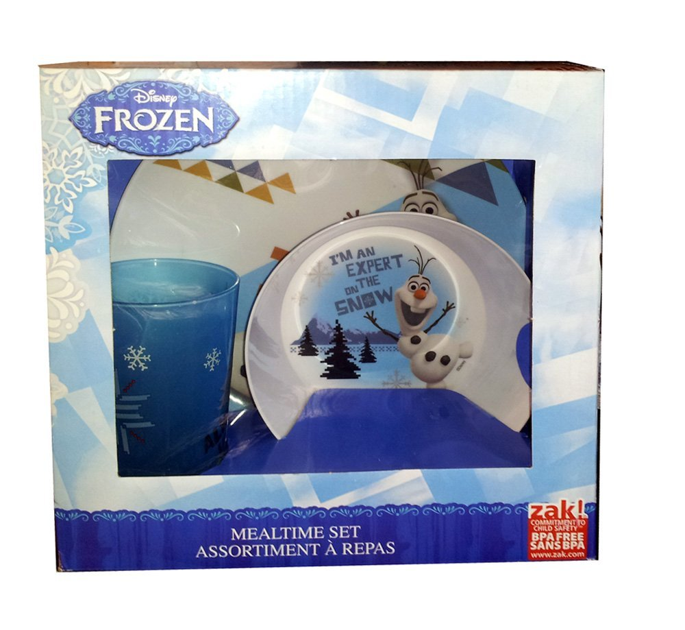 Olaf and Sven Mealtime Set ...  sc 1 st  itsBABY.com & Frozen Tableware - it\u0027s BABY time!
