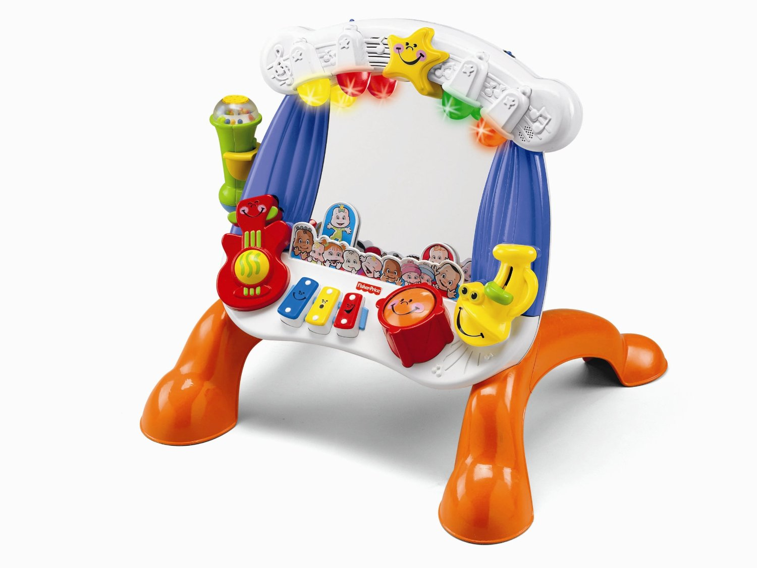 Fisher price stage