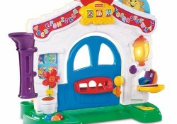 Fisher-Price Laugh & Learn Learning House Review