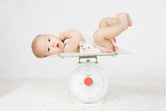 What is Healthy Infant Weight Gain