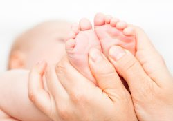 The benefits of Infant Reflexology