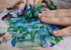 Useful Ways to Keep Your Toddler's Artwork