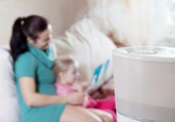 The Best Humidifiers for Your Baby's Nursery